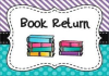Returning Books to School
