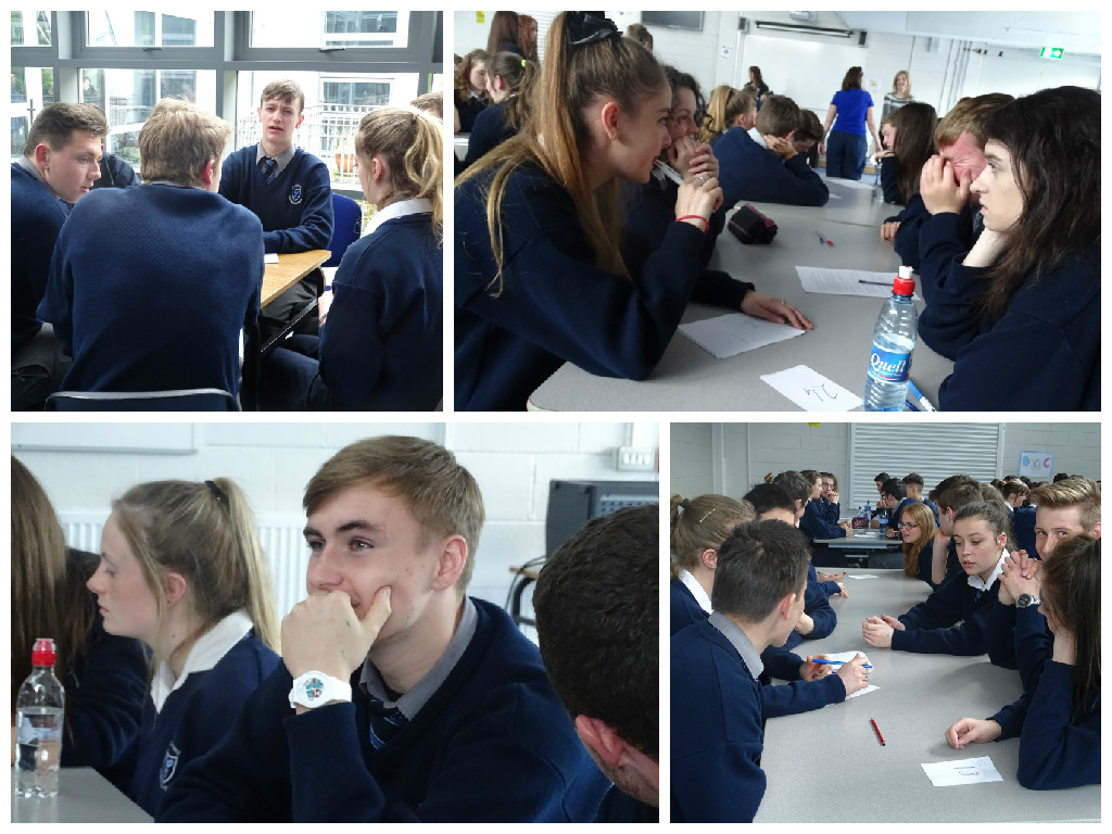 5th year table quiz for Table quiz rounds